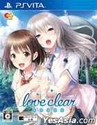 Love Clear (Normal Edition) (Japan Version)