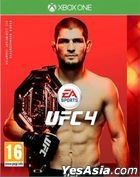 UFC 4 (Asian English Chinese Version)