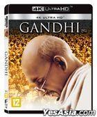 Gandhi (1982) (4K Ultra HD + Blu-ray) (First Press Limited Edition) (Korea Version)
