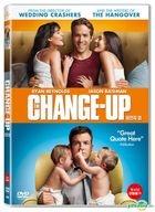 The Change-up (2011) (DVD) (Korea Version)