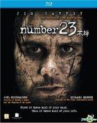 The Number 23 (Blu-ray) (Hong Kong Version)