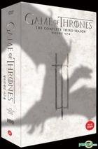 Game of Thrones season 3 (DVD) (5-Disc) (Limited Edition) (Korea Version)
