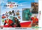 Disney Infinity In-Box-Challenge Starter Pack (3DS) (Japan Version)