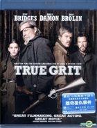 True Grit (2010) (Blu-ray) (Hong Kong Version)