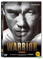Warrior (2011) (DVD) (Korea Version)