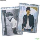 SMTOWN COEX Artium Official Goods - EXO - Exodus A4 Size Photo Set (2pcs) (Baek Hyun)