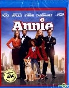 Annie (2014) (Blu-ray) (Hong Kong Version)