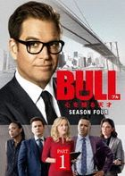 Bull Season 4 (DVD Box) (Part 1)(Japan Version)