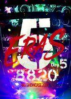 B'z Showcase 2020 - 5 Eras 8820 - Day 5 [BLU-RAY] (Japan Version)