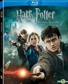 Harry Potter And The Deathly Hallows - Part 2 (2011) (Blu-ray) (2-Disc Edtion) (Hong Kong Version)