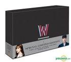 W (Blu-ray) (12-Disc) (Digipack + Photobook + Photo Postcard) (Director's Cut Limited Edition) (English Subtitled) (MBC TV Drama) (Korea Version)