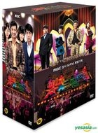 Lights and Shadows Vol. 2 of 2 (DVD) (11-Disc) (English Subtitled) (End) (MBC TV Drama) (First Press Limited Edition) (Korea Version)