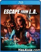 Escape from L.A. (1996) (Blu-ray) (Collector's Edition) (US Version)