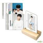 Shi Hyun HOW ARE YOU Photo Card Calendar