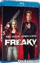 Freaky (2020) (Blu-ray) (Hong Kong Version)
