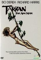 Tarzan, The Ape Man (1981) (DVD) (US Version)