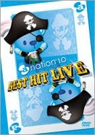 a-nation'10 Best Hit Live (with T-shirt)(First Press Limited Edition)(Japan Version)