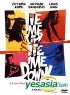 Tie Me Up! Tie Me Down! (1989) (DVD) (US Version)