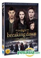 The Twilight Saga: Breaking Dawn Part 2 (DVD) (2-Disc) (Korea Version)