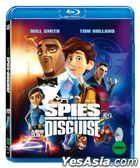 Spies in Disguise (Blu-ray) (Korea Version)