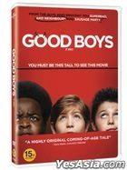 Good Boys (DVD) (Korea Version)