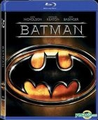 Batman (1989) (Blu-ray) (Hong Kong Version)