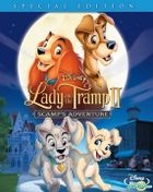 Lady and the Tramp 2  (2001) (DVD) (Scamp's Adventure Special Edition) (Hong Kong Version)