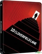 10 Cloverfield Lane (2016) (Blu-ray) (Steelbook) (Hong Kong Version)