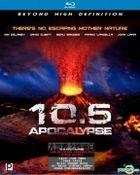 10.5 Apocalypse (Blu-ray) (Hong Kong Version)