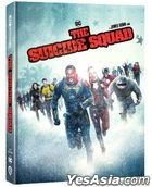 The Suicide Squad (2021) (4K Ultra HD + Blu-ray + Poster) (Digibook) (Hong Kong Version)