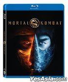Mortal Kombat (2021) (Blu-ray) (Hong Kong Version)