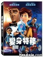 Spies in Disguise (2019) (DVD) (Taiwan Version)