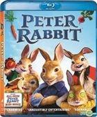 Peter Rabbit (2018) (Blu-ray) (Hong Kong Version)