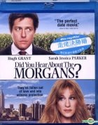 Did You Hear About The Morgans? (2009) (Blu-ray) (Hong Kong Version)