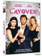The Layover (2017) (DVD) (Hong Kong Version)