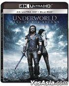 Underworld: Rise of the Lycans (2009) (4K Ultra HD + Blu-ray) (Hong Kong Version)