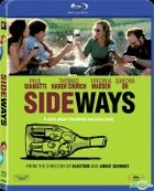 Sideways (2004) (Blu-ray) (Hong Kong Version)