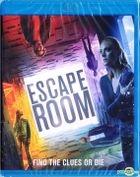 Escape Room (2019) (Blu-ray) (Hong Kong Version)
