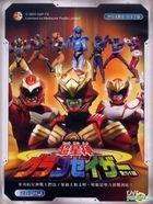 超星神 (DVD) (16-30集) (待续) (台湾版)