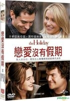 The Holiday (2006) (DVD) (Taiwan Version)