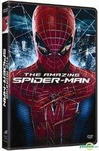 The Amazing Spider-Man (2012) (DVD) (Hong Kong Version)