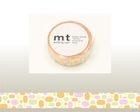 mt Masking Tape : mt 1P Pool Orange