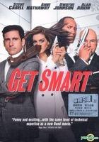 Get Smart (2008) (DVD) (Hong Kong Version)