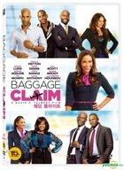 Baggage Claim (2013) (DVD) (Korea Version)