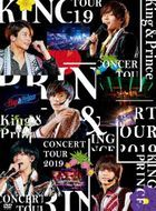 King & Prince Concert Tour 2019 [BLU-RAY] (First Press Limited Edition) (Japan Version)