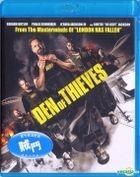 Den of Thieves (2018) (Blu-ray) (Hong Kong Version)