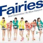 Beat Generation / No More Distance (SINGLE+DVD)(Japan Version)