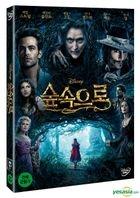 Into the Woods (DVD) (Korea Version)