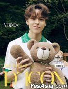 D-icon Vol.12 My Choice is... Seventeen (Vernon)