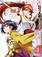Shin Sakura Taisen (Sakura Wars) the Animation Vol.2 (DVD) (Special Edition)(Japan Version)